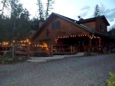 Yellowstone lodge rental - Main Lodge