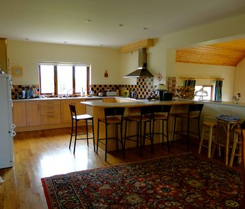 County Clare house rental - Kitchen