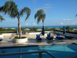 Providenciales - Provo studio photo - View from studio