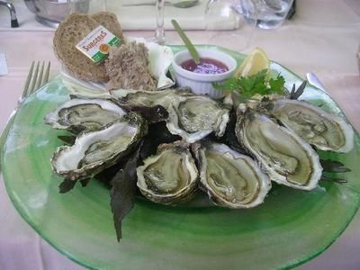 Royan area villa rental - Fresh oysters