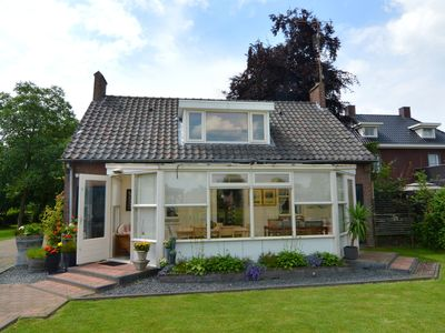 This holiday home is full of atmosphere and in the Kempen area of Brabant.