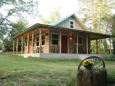 hunt texas hill country vacation cabin rental 1 bed the On hunt texas cabin rentals