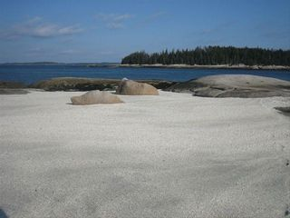 Deer Isle - Stonington lodge photo - View from Spruce Island tidal beach