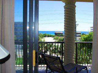 St. Tropez Destin villa photo - 2 Private Balconies overlooking the Emerald Gulf Coast!