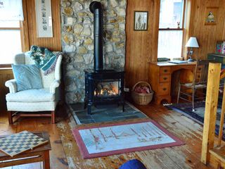 Rockingham cottage photo - gas fireplace