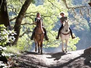 Horseback Riding Tours are available. - Temecula estate vacation rental photo