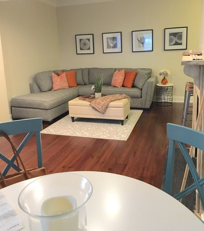 One bedroom in the heart of Charlestons historic district.