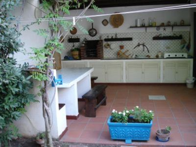 Imagine to stay in a beautiful house, like yours, situated in the hearth of Magna Grecia, with a bit of Africa and Spain and Arabia nearby...