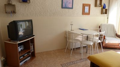 La Horadada apartment rental - Lounge/Dining.