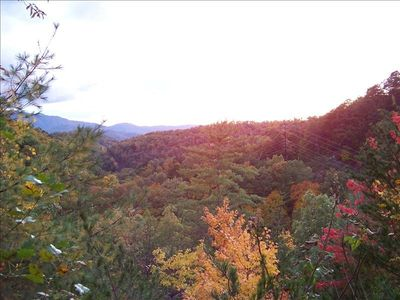 Pigeon Forge cabin rental - Sunset