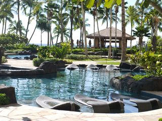 Ko Olina villa photo - Lagoon pool