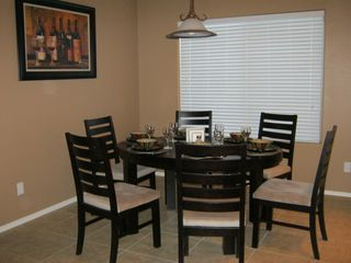 San Tan Valley bungalow photo - Dining area