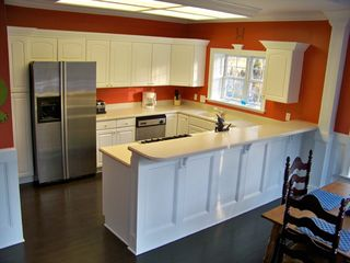 Seabrook Island house photo - Eat-in gourmet kitchen - newly decorated