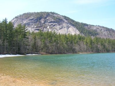 Swim in Echo Lake 2 miles from condo - clean mountain water