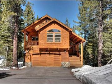 Donner Lake house rental - Newly Constructed Classic Tahoe Home