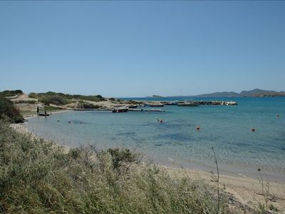 Nearby Voutakos beach