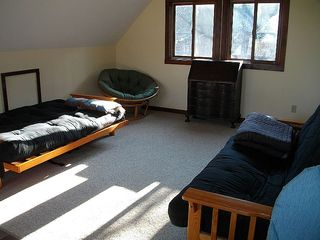 Massanutten house photo - The loft has 2 futons.