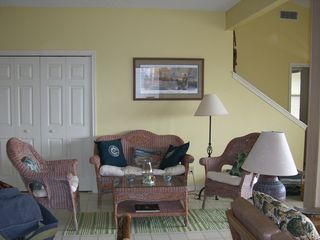 Rockport house photo - Additional seating area