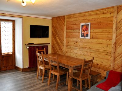 House Bert - Pragelato, apartment of 100 square meters