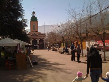 The Village of San Jose de Maipo