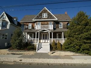 Seaside Park House Rental: Seashore Victorian - Ocean Side, 8 ...