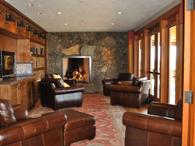 Library at Ranch House