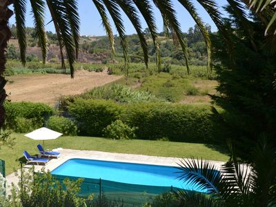 FIFTH WITH PRIVATE POOL AND COURT TENNIS A 30 LISBON M
