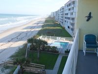 Direct Oceanfront. End Unit With Panoramic View Feels Like Paradise!!