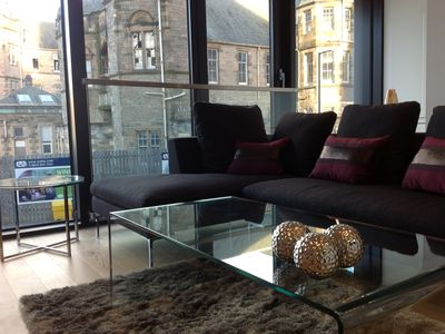 Edinburgh apartment rental