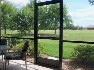 Screened Lanai Porch