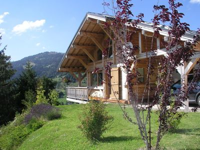 Holiday house, 90 square meters , Les Gets, Rhone-Alpes