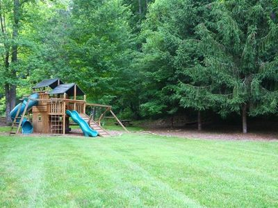 Hiawassee estate rental - Play Area