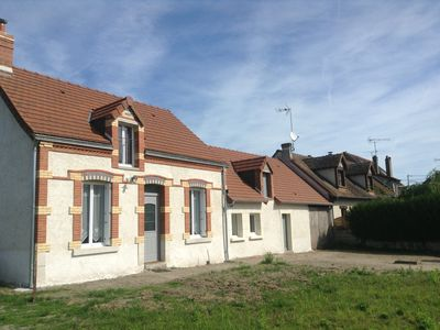 Gîte in the heart of the Sologne