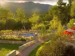 Stowe condo photo - Outdoor Pool/Mt.Mansfield