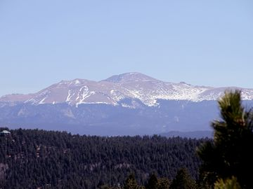 Florissant lodge rental - Breathtaking views from Peak View Lodge