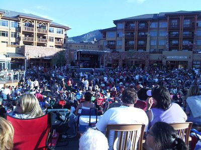 summer concerts at Deer Valley are a lot of fun