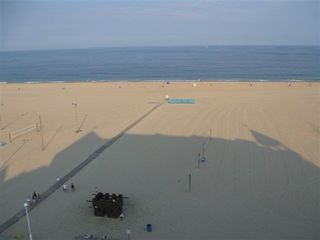 Belmont Towers Ocean City condo photo - Play Castle directly below 805 condo