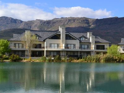 Franschhoek house rental - Pearl Valley Golf Estate - Golf Safari SA