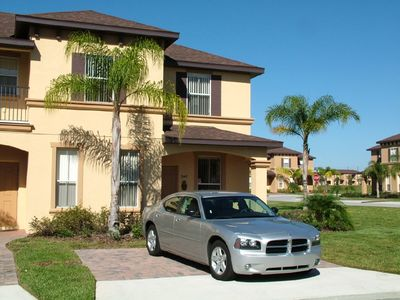 Regal Palms house rental - Our town house