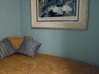 Galveston condo photo - Twin bed in a hideaway nook