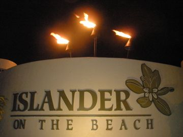 Welcome to the Islander on the Beach!