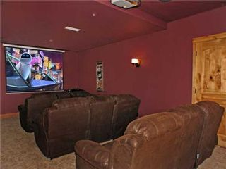 Montgomery Estates house photo - Home Theatre