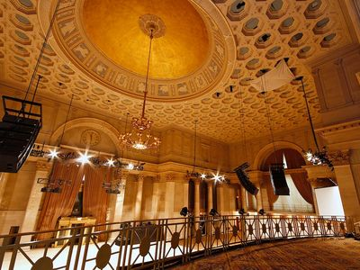Financial District studio rental - Historic Ballroom & Fomer New York Stock Exchange IN building
