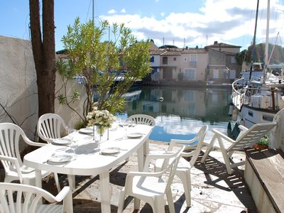 Photo for 4BR House Vacation Rental in Port Grimaud, Provence-Alpes-Côte d'Azur