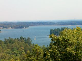 Hot Springs Village house photo - Spectacular views of the lake and fall foliage