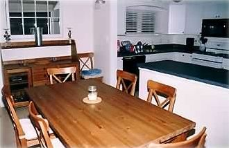 Harvey Cedars house rental - DINING ROOM