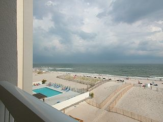 Gulf Shores condo photo - Balcony