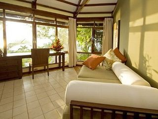 Manuel Antonio bungalow photo - Living Area