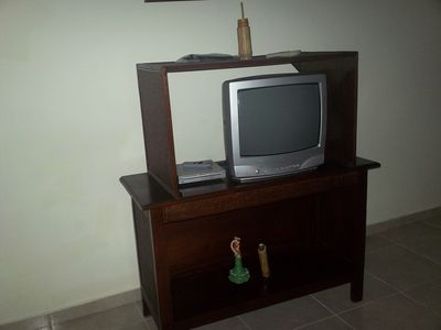 TV with cable included