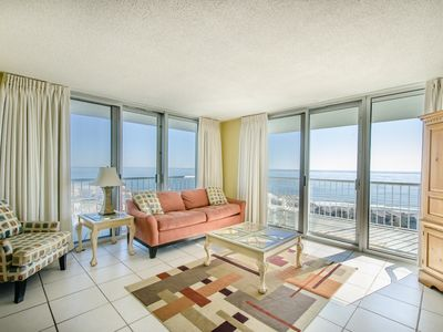 Gulf Breeze Condo Rental: 3 Bedroom Tristan Towers With Amazing ...